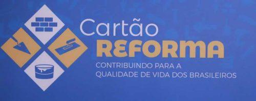 Cartão Reforma?